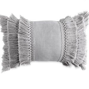 Bungalow Rose Jacky Rectangular Cotton Pillow
